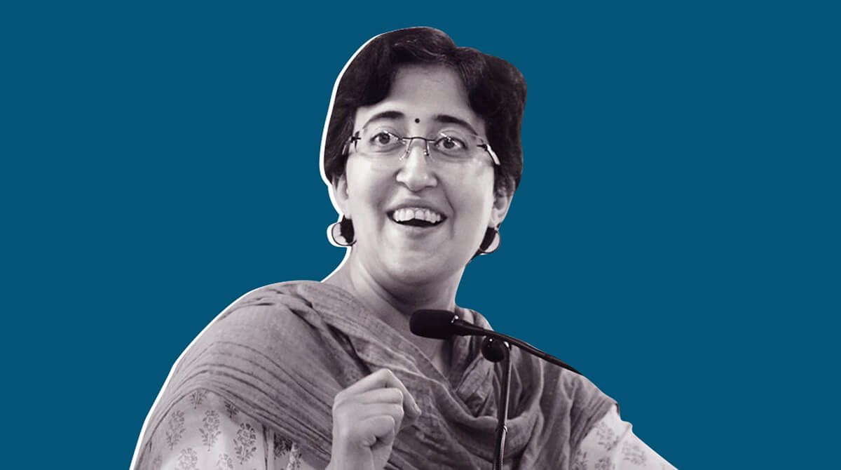 Aatishi Aam Aadmi Party Candidate
