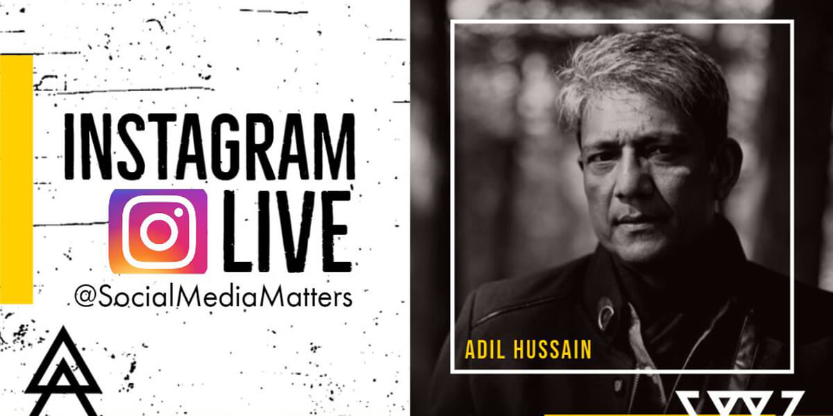 A Chat with Adil Hussain for #NorthEastMatters