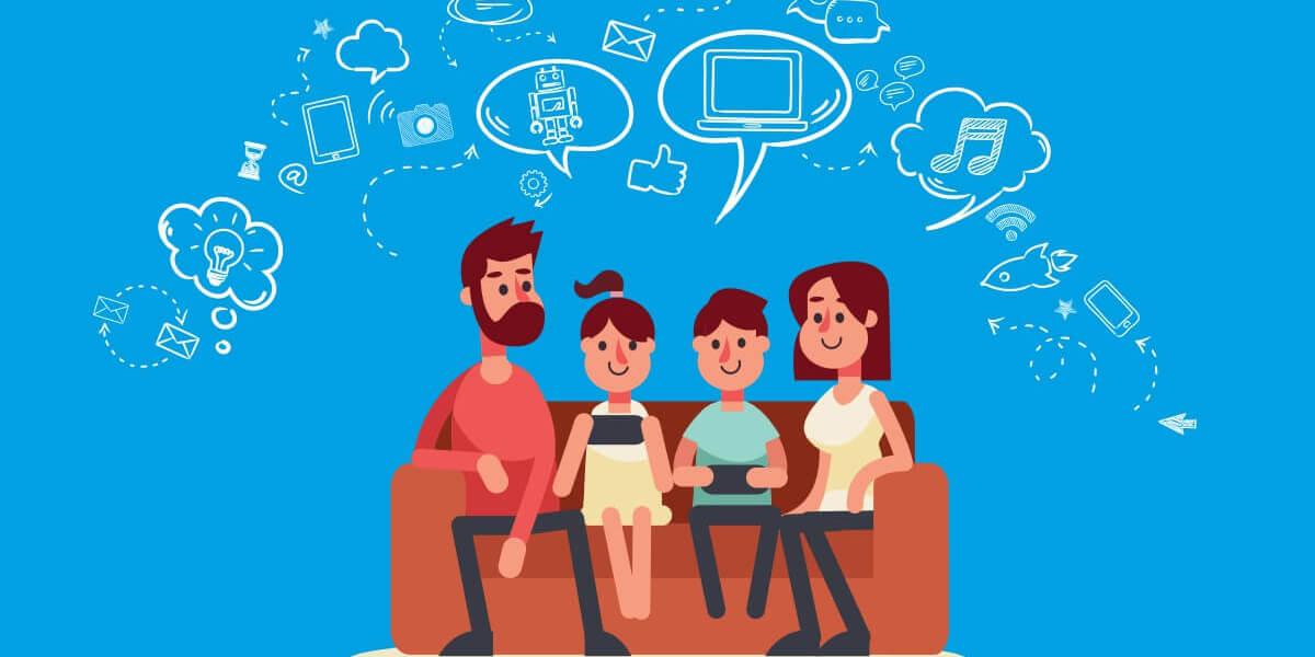 Safe Online Parenting
