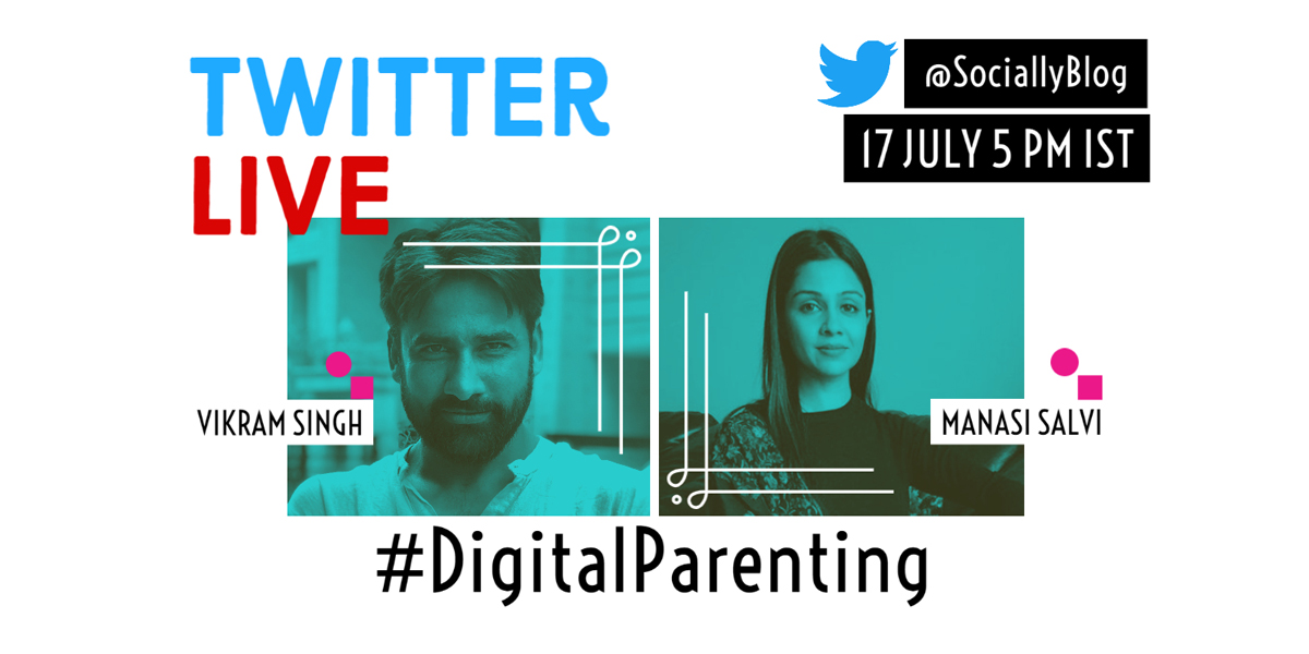 Digital Parenting: A Twitter Live with Manasi Salvi