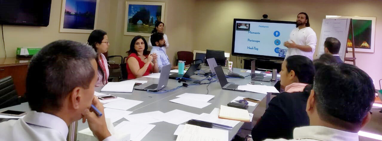 Social Media Training - High Commission of Canada